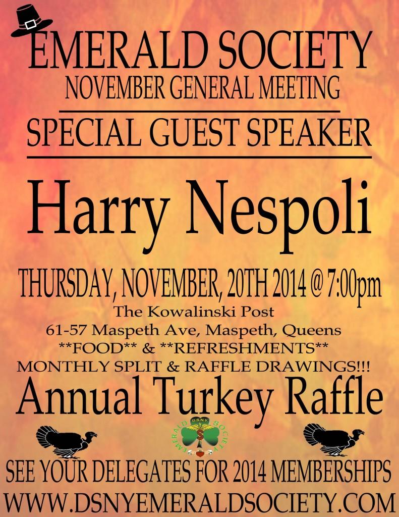 General Meeting @ The Kowalinski Post | New York | United States