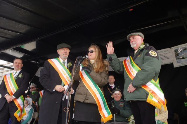 Rockaways St. Patrick's Day Parade 2016
